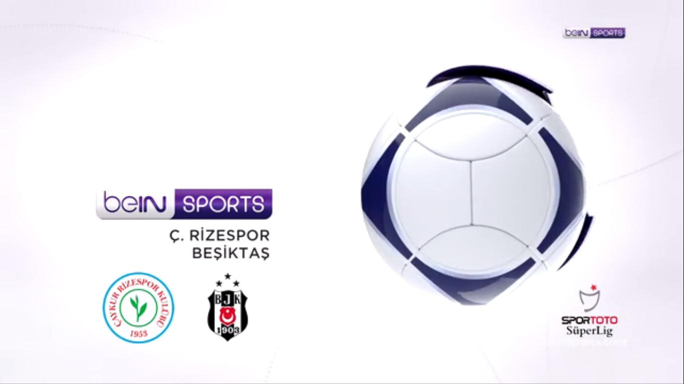 08-04-2019 - Rizespor 2-7 Besiktas
