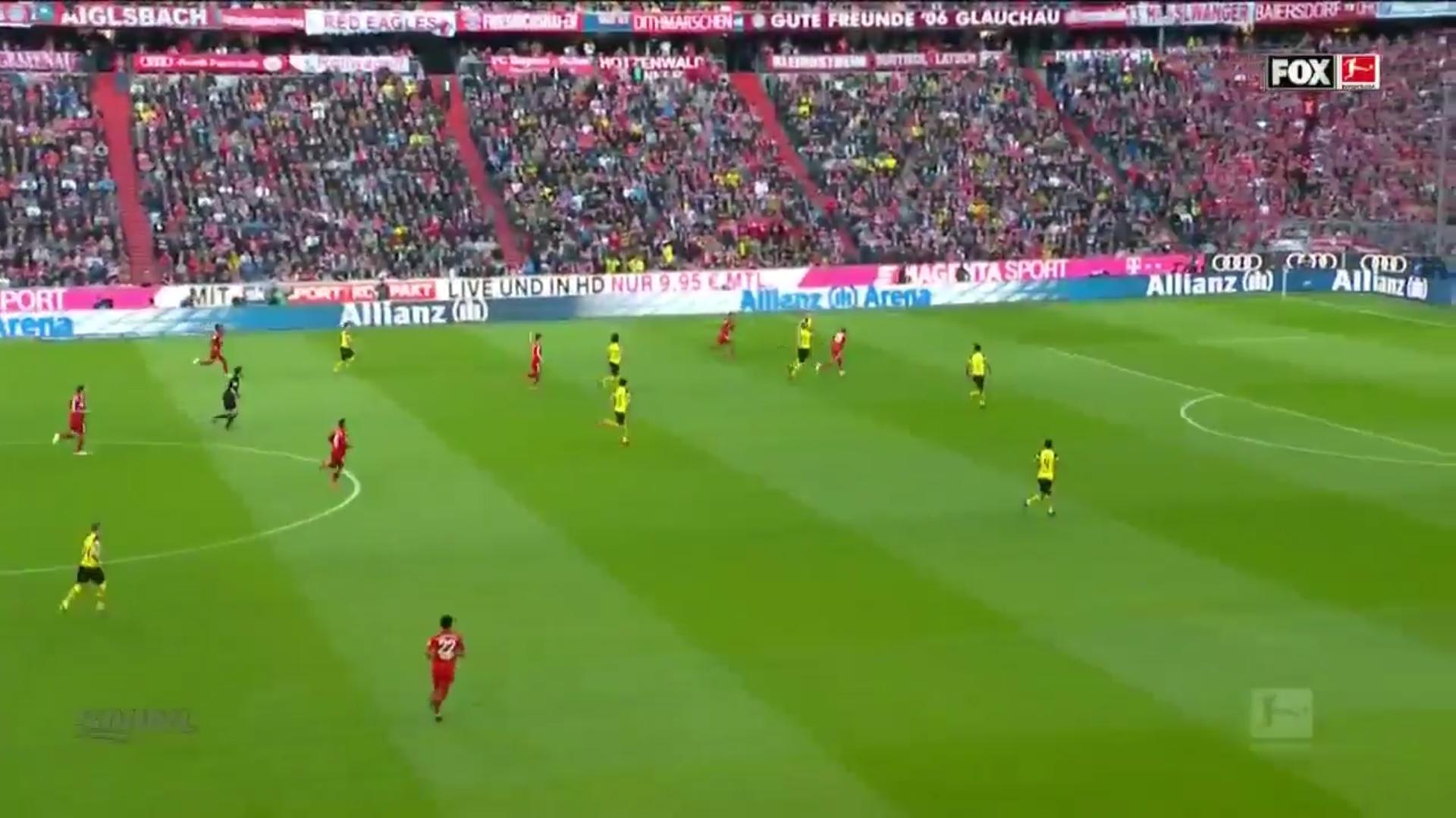 06-04-2019 - FC Bayern Munchen 5-0 Borussia Dortmund