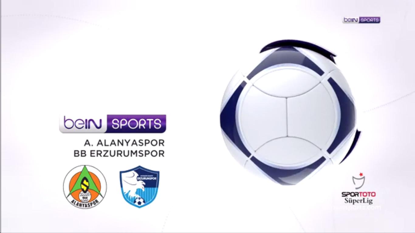 10-03-2019 - Alanyaspor 2-1 Erzurum BB