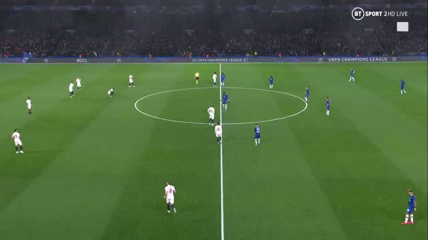 10-12-2019 - Chelsea 2-1 Lille (CHAMPIONS LEAGUE)