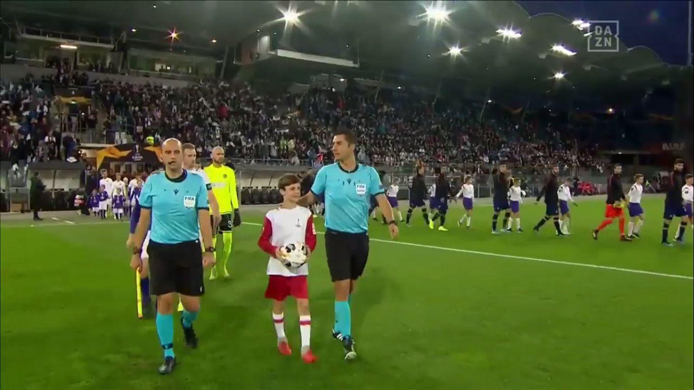 03-10-2019 - Wolfsberger AC 1-1 Roma (EUROPA LEAGUE)