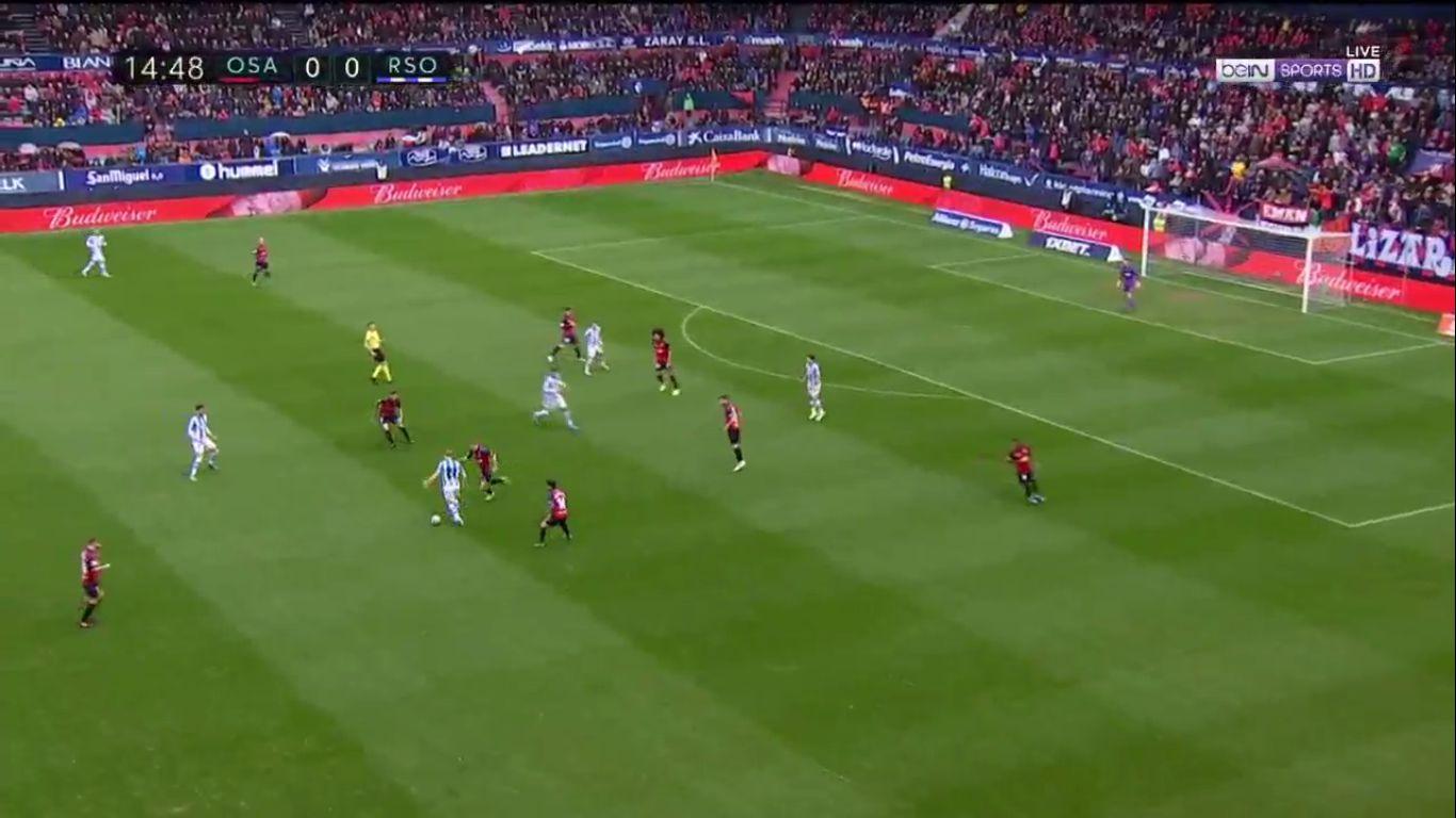 22-12-2019 - Osasuna 3-4 Real Sociedad