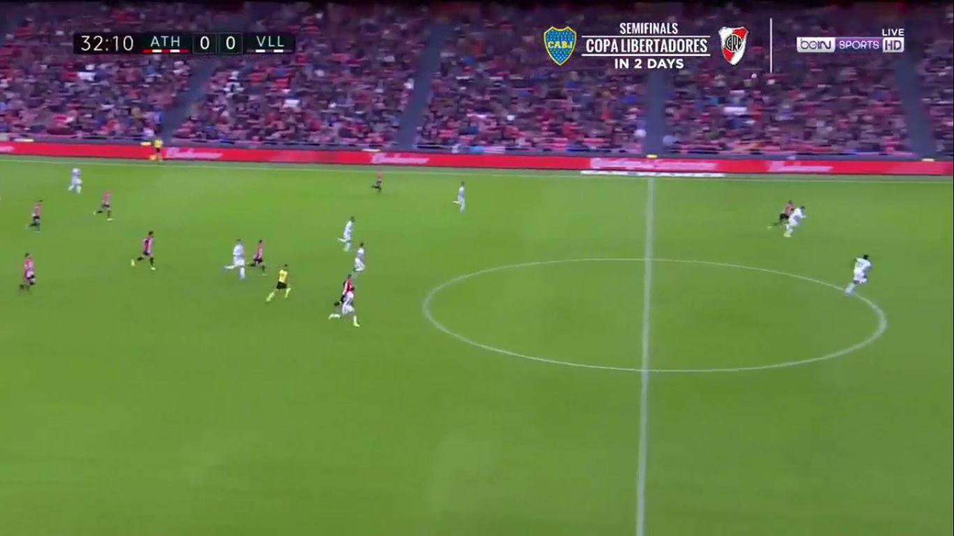 20-10-2019 - Athletic Bilbao 1-1 Real Valladolid