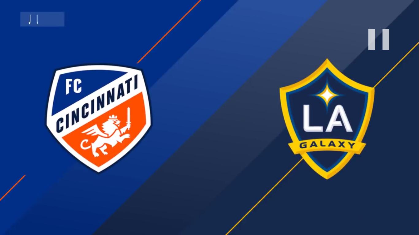 23-06-2019 - FC Cincinnati 0-2 Los Angeles Galaxy