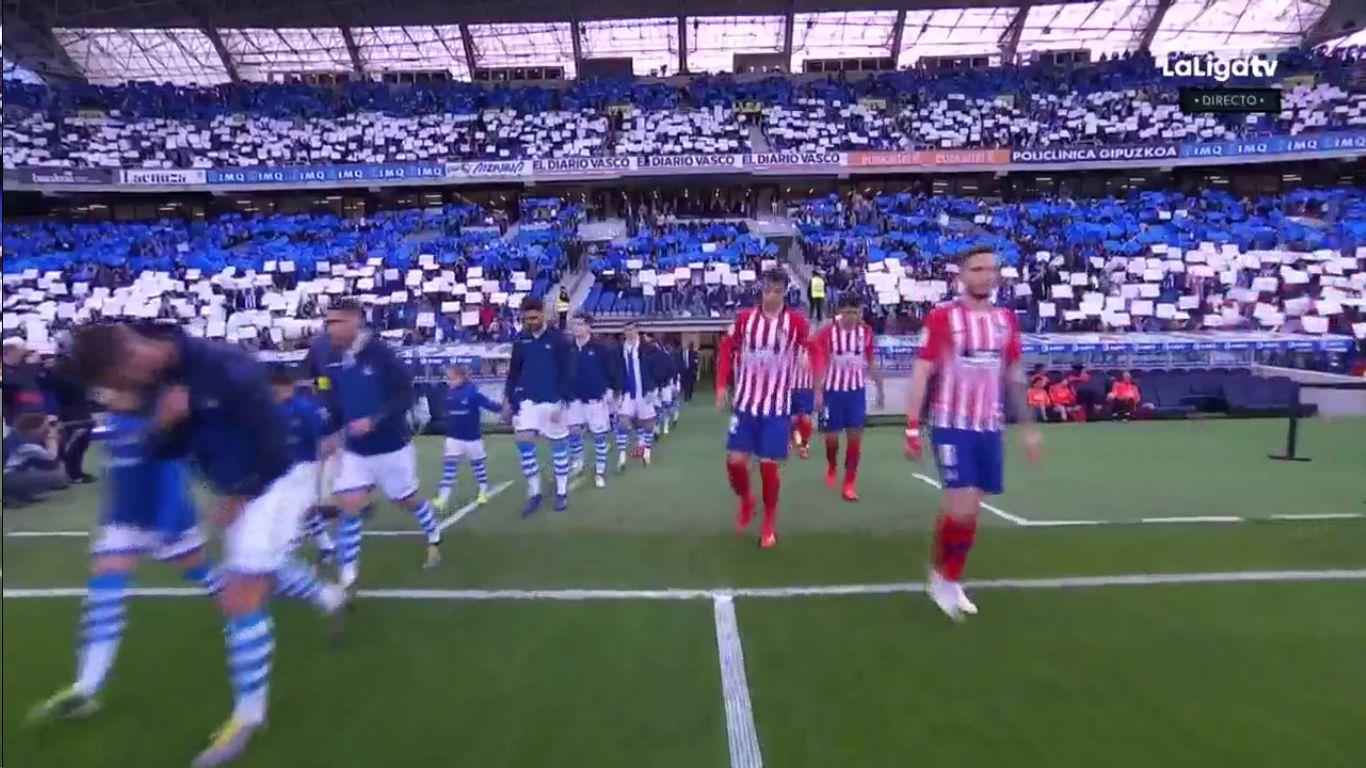 03-03-2019 - Real Sociedad 0-2 Atletico Madrid