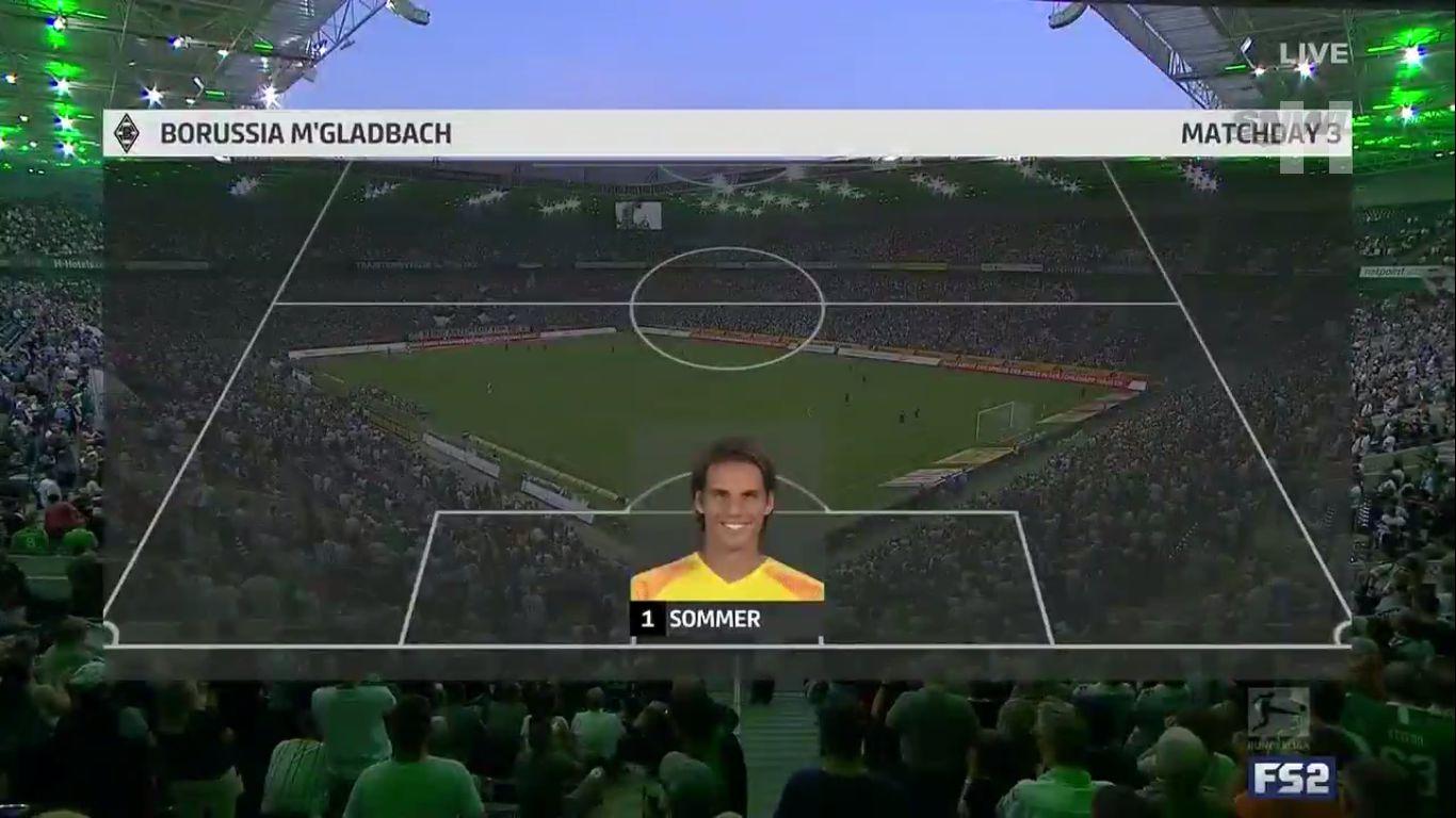 30-08-2019 - Borussia Monchengladbach 1-3 RasenBallsport Leipzig