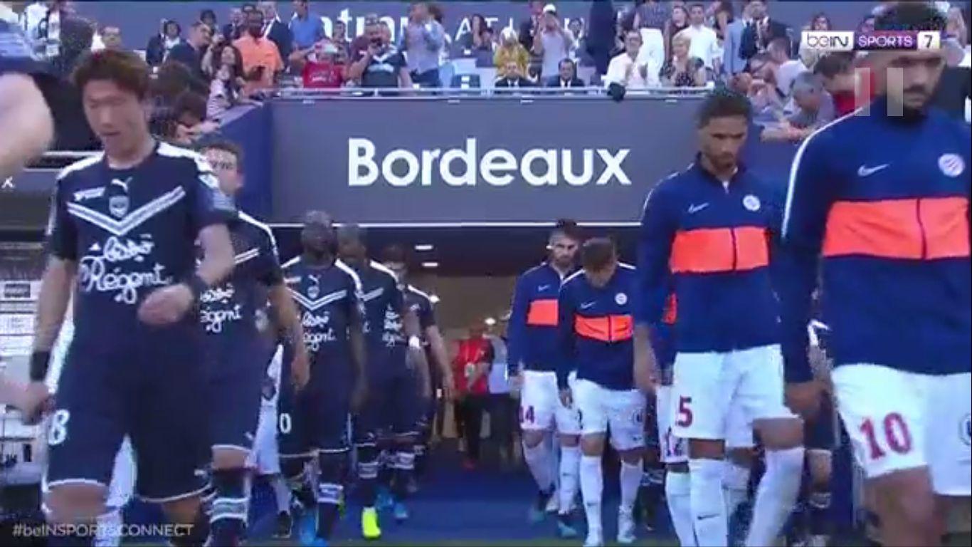 17-08-2019 - Bordeaux 1-1 Montpellier