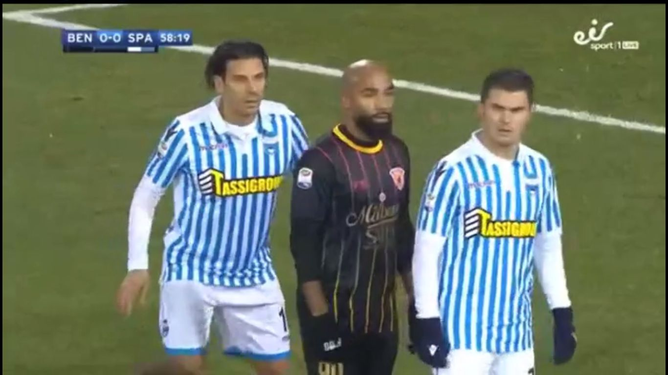 Benevento 1-2 SPAL 2013