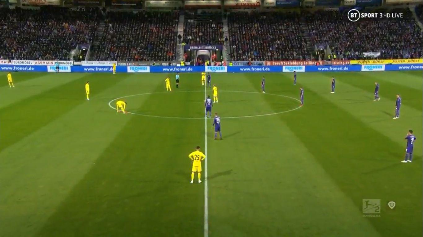 07-10-2019 - VfL Osnabruck 0-1 DSC Arminia Bielefeld (2. BUNDESLIGA)