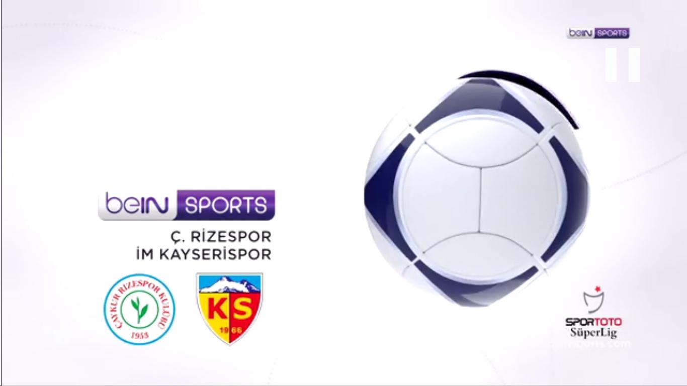 10-03-2019 - Rizespor 3-0 Kayserispor