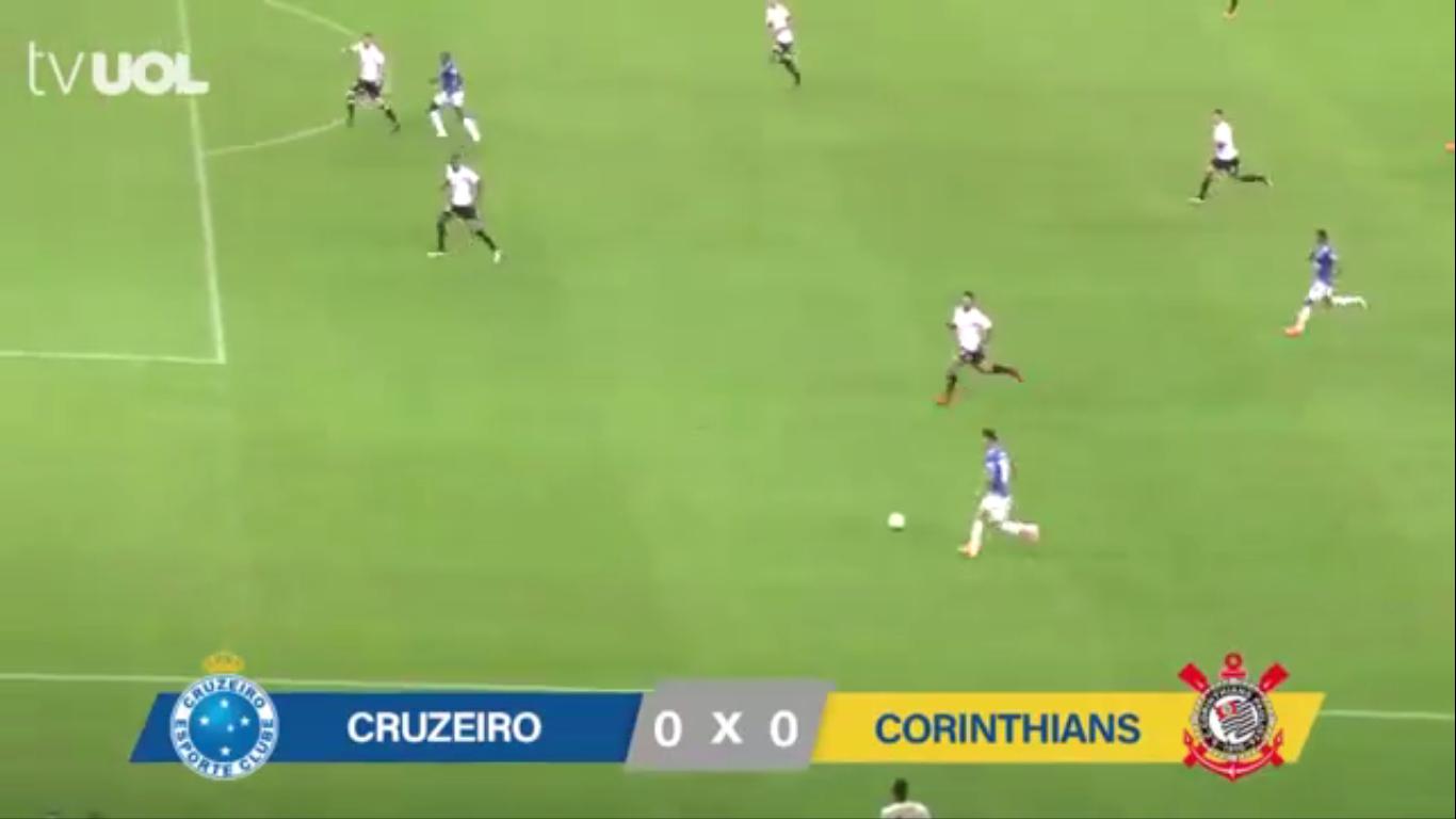 09-06-2019 - Cruzeiro 0-0 SC Corinthians SP