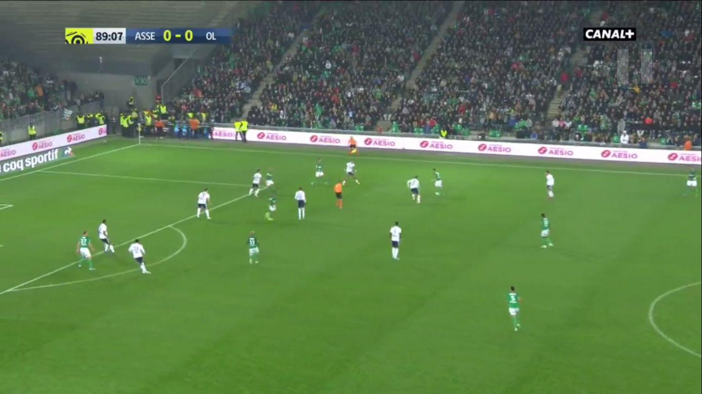 06-10-2019 - Saint-Etienne 1-0 Lyon