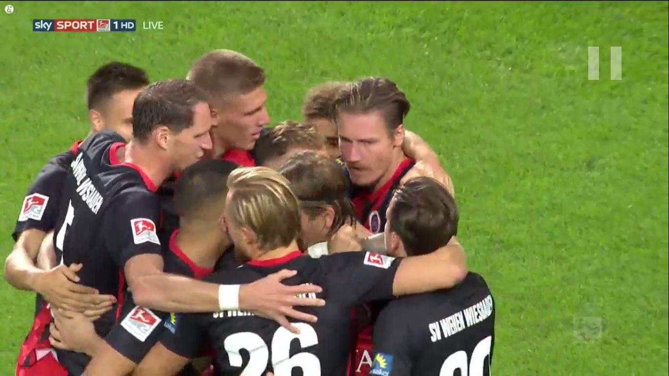 13-09-2019 - Karlsruher SC 1-0 SV Sandhausen (2. BUNDESLIGA)