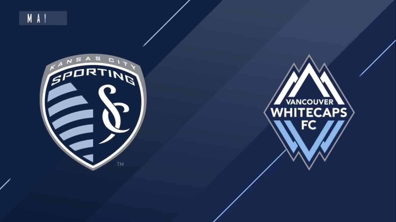 19-05-2019 - Sporting Kansas City 1-1 Vancouver Whitecaps FC