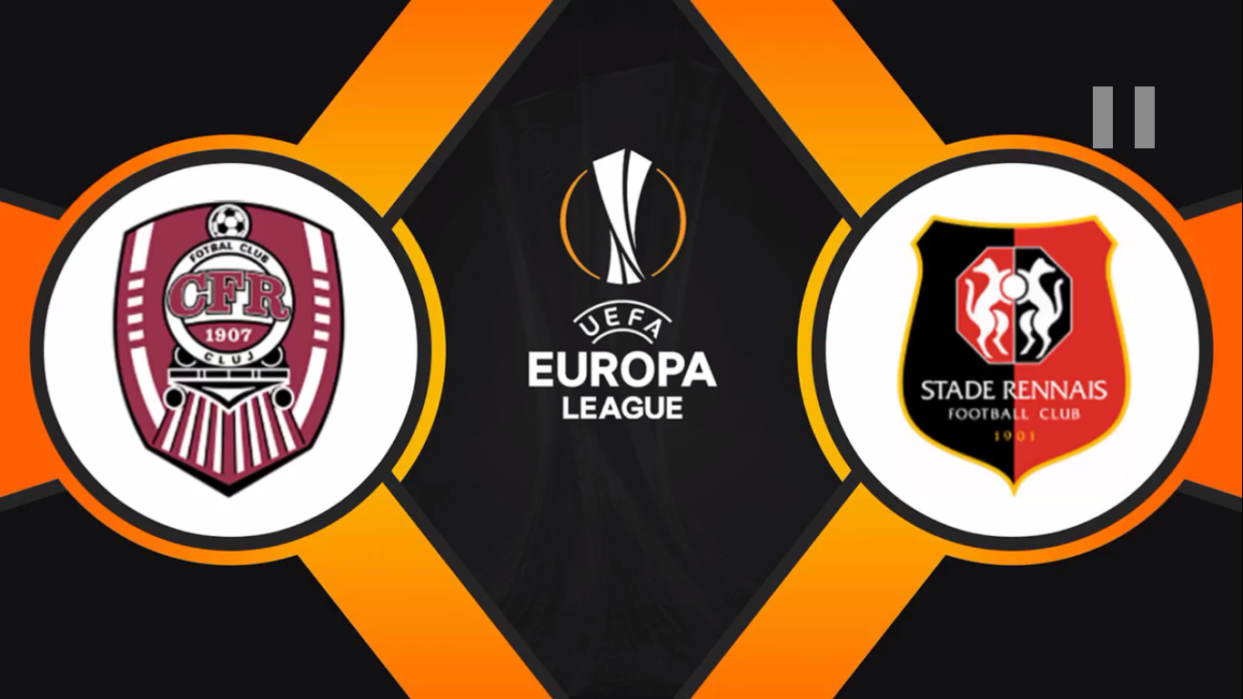 07-11-2019 - CFR Cluj 1-0 Rennes (EUROPA LEAGUE)