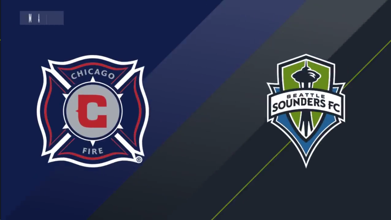 17-03-2019 - Chicago Fire 2-4 Seattle Sounders FC