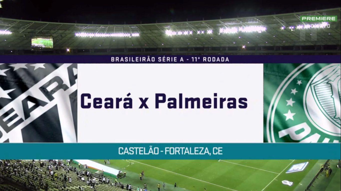 21-07-2019 - Ceara 2-0 Palmeiras