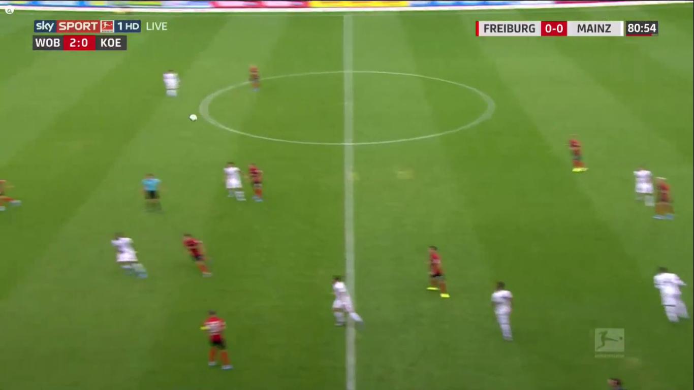 17-08-2019 - Freiburg 3-0 Mainz 05