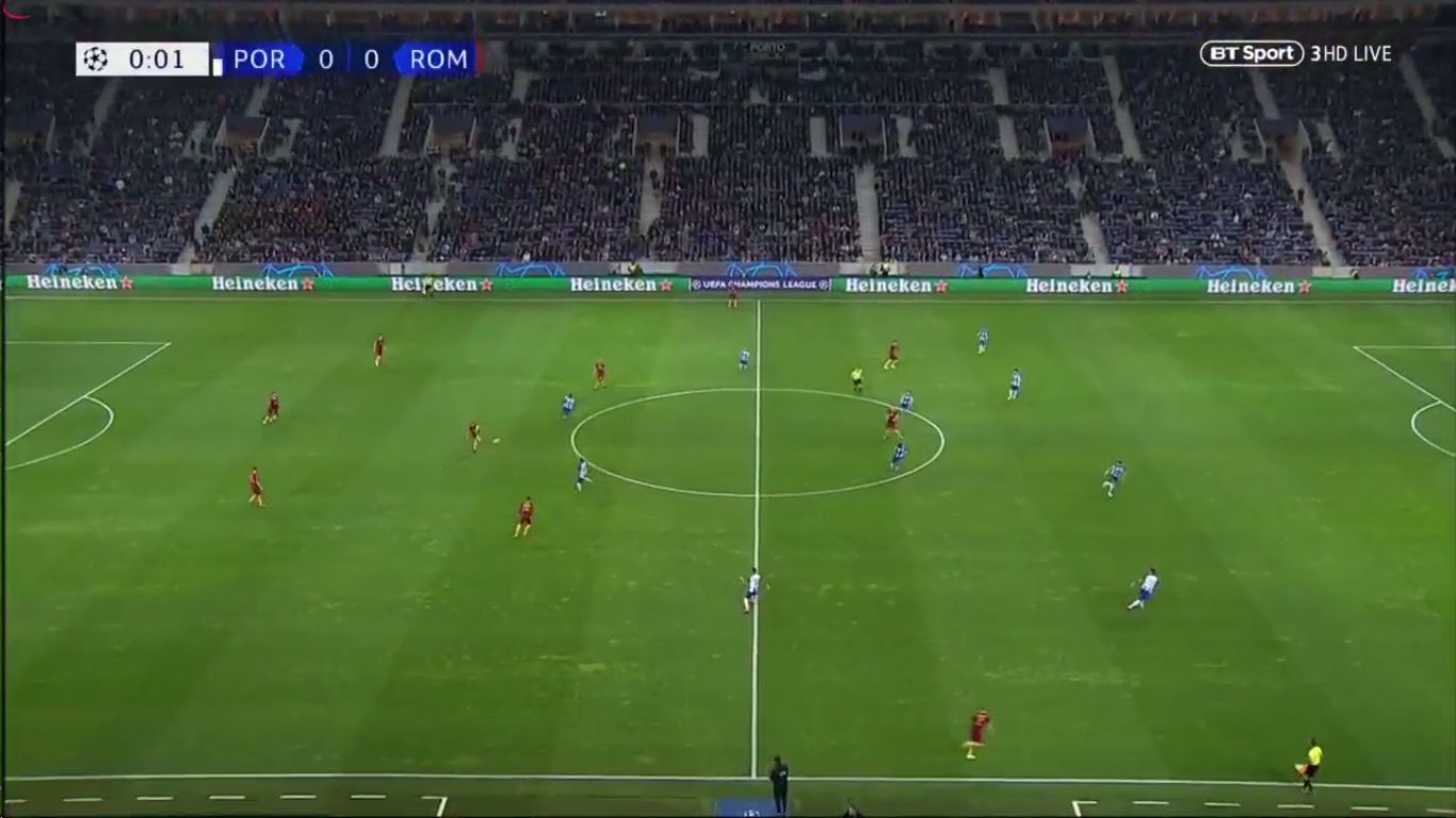 06-03-2019 - FC Porto 3-1 Roma (CHAMPIONS LEAGUE)