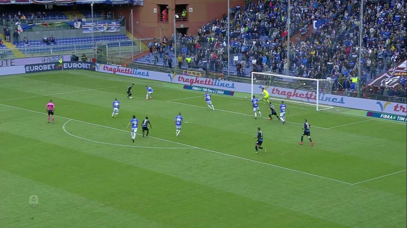 12-05-2019 - Sampdoria 1-2 Empoli