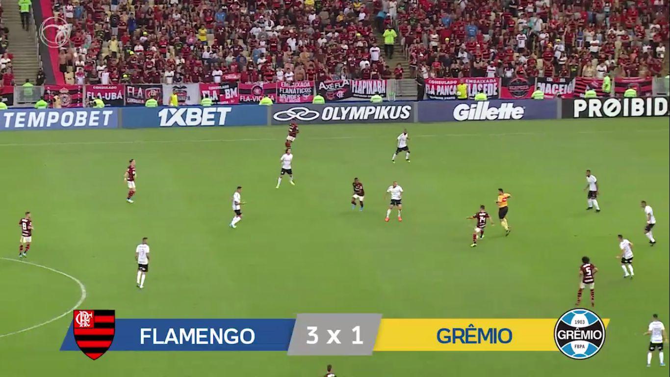12-08-2019 - Flamengo 3-1 Gremio
