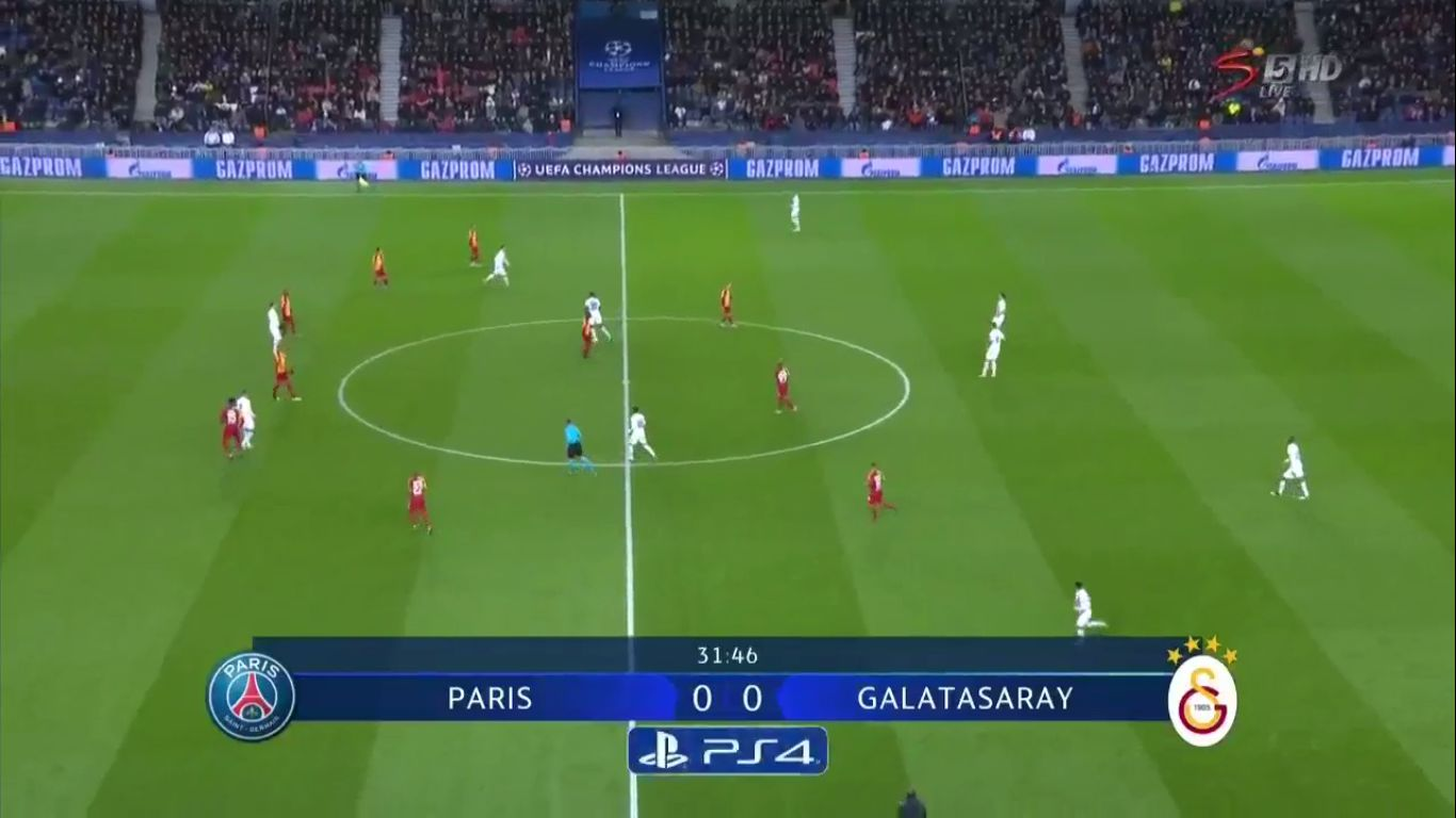11-12-2019 - Paris Saint-Germain 5-0 Galatasaray (CHAMPIONS LEAGUE)