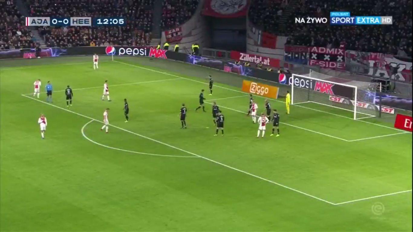 20-01-2019 - Ajax Amsterdam 4-4 SC Heerenveen