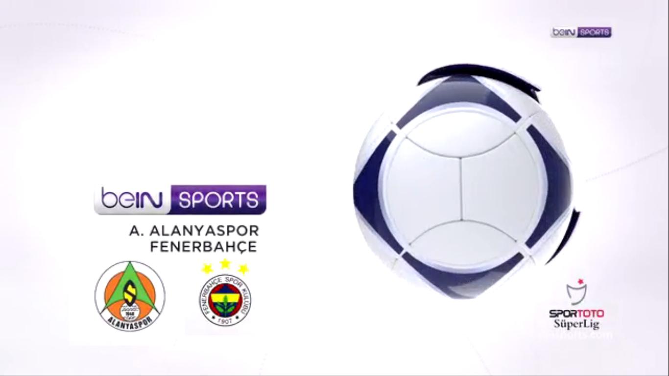 21-04-2019 - Alanyaspor 1-0 Fenerbahce