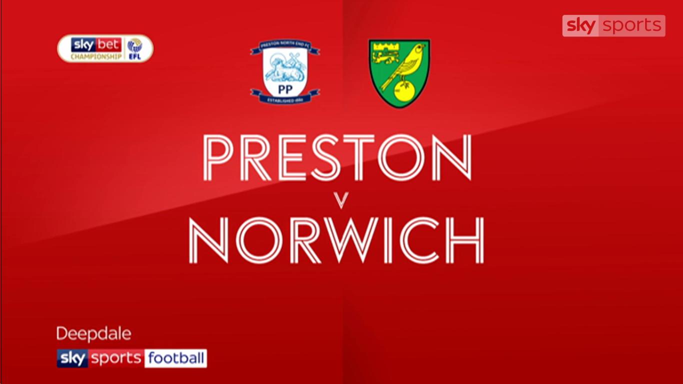 13-02-2019 - Preston North End 3-1 Norwich City (CHAMPIONSHIP)