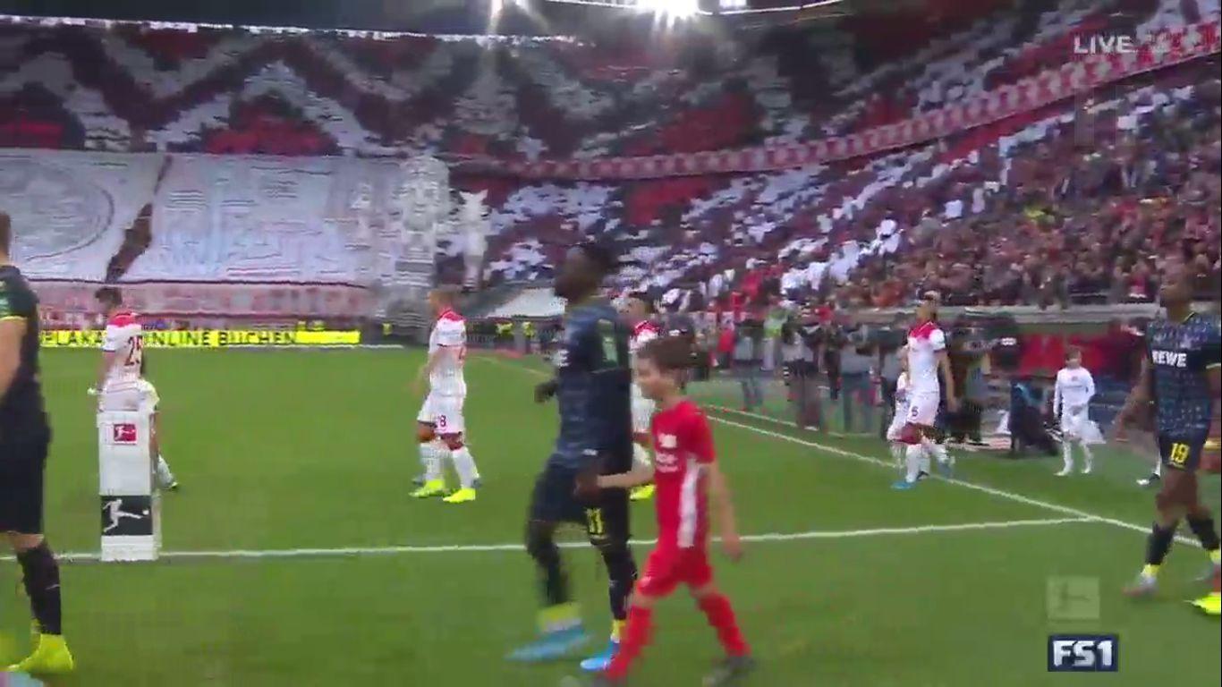 03-11-2019 - Fortuna Dusseldorf 2-0 1. FC Koln