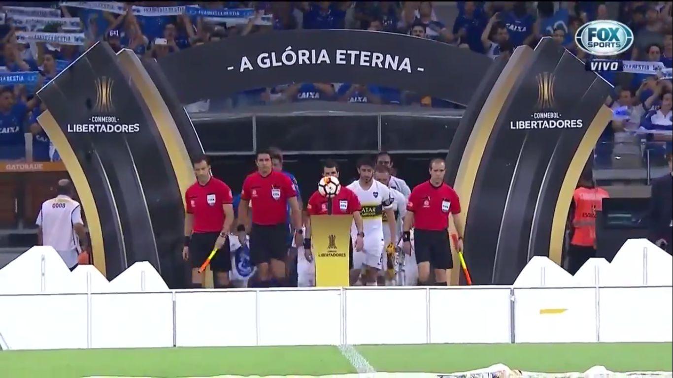 05-10-2018 - Cruzeiro 1-1 Boca Juniors (COPA LIBERTADORES)