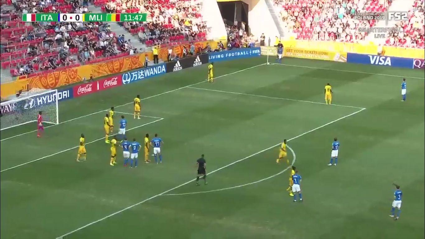 07-06-2019 - Italy U20 4-2 Mali U20 (WORLD CUP U20)