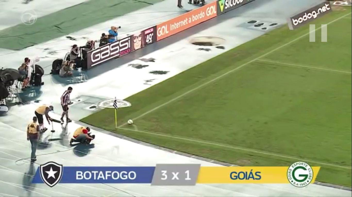 11-10-2019 - Botafogo FR RJ 3-1 Goias