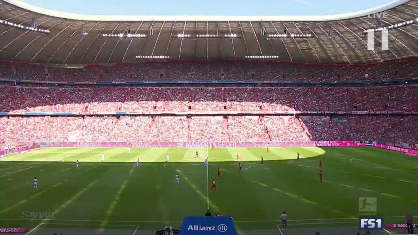 31-08-2019 - FC Bayern Munchen 6-1 Mainz 05