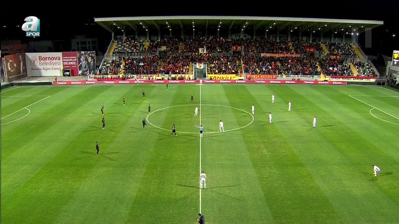 27-02-2019 - Goztepe 1-0 (3-5 PEN.) Yeni Malatyaspor (ZIRAAT CUP)