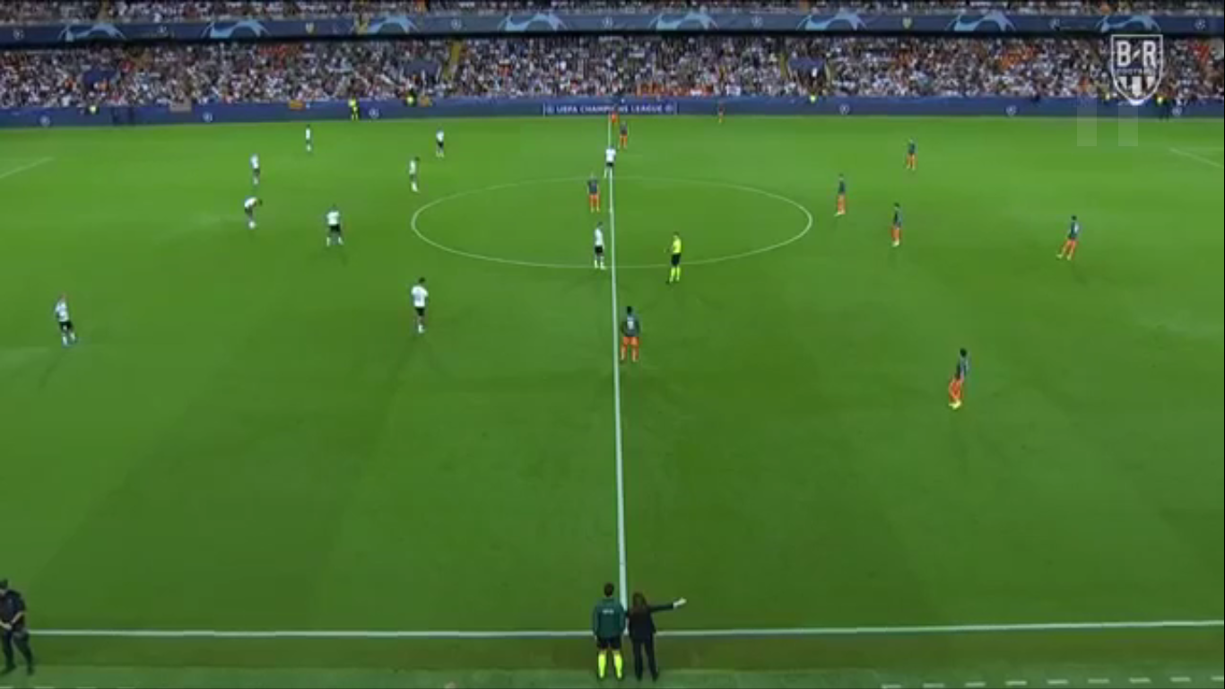 02-10-2019 - Valencia 0-3 Ajax (CHAMPIONS LEAGUE)