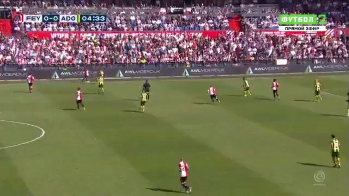 15-09-2019 - Feyenoord 3-2 ADO Den Haag