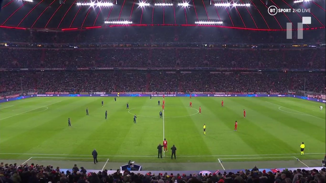 11-12-2019 - FC Bayern Munchen 3-1 Tottenham Hotspur (CHAMPIONS LEAGUE)