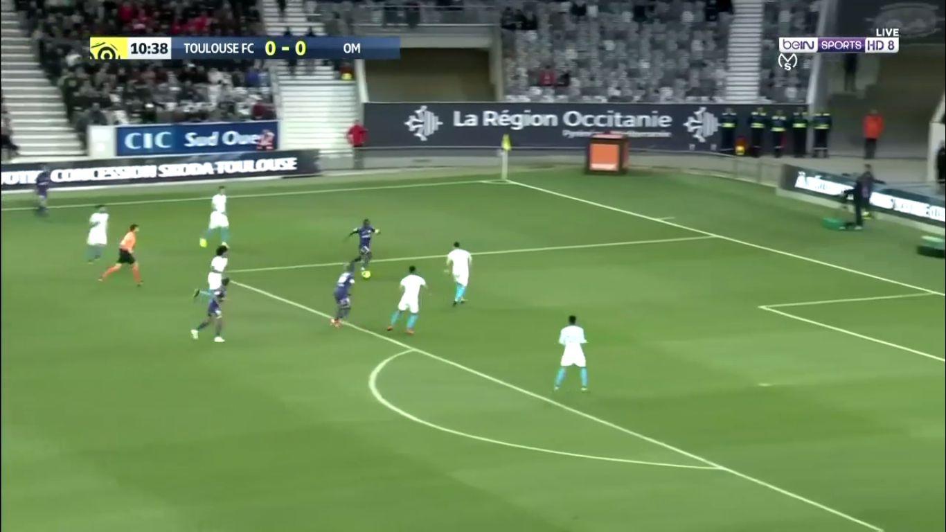 18-05-2019 - Toulouse 2-5 Marseille