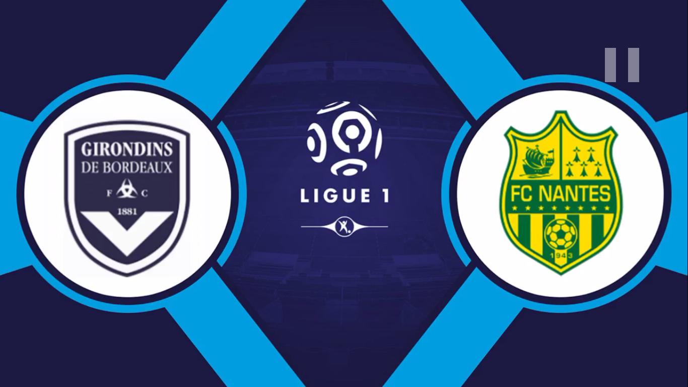 03-11-2019 - Bordeaux 2-0 Nantes