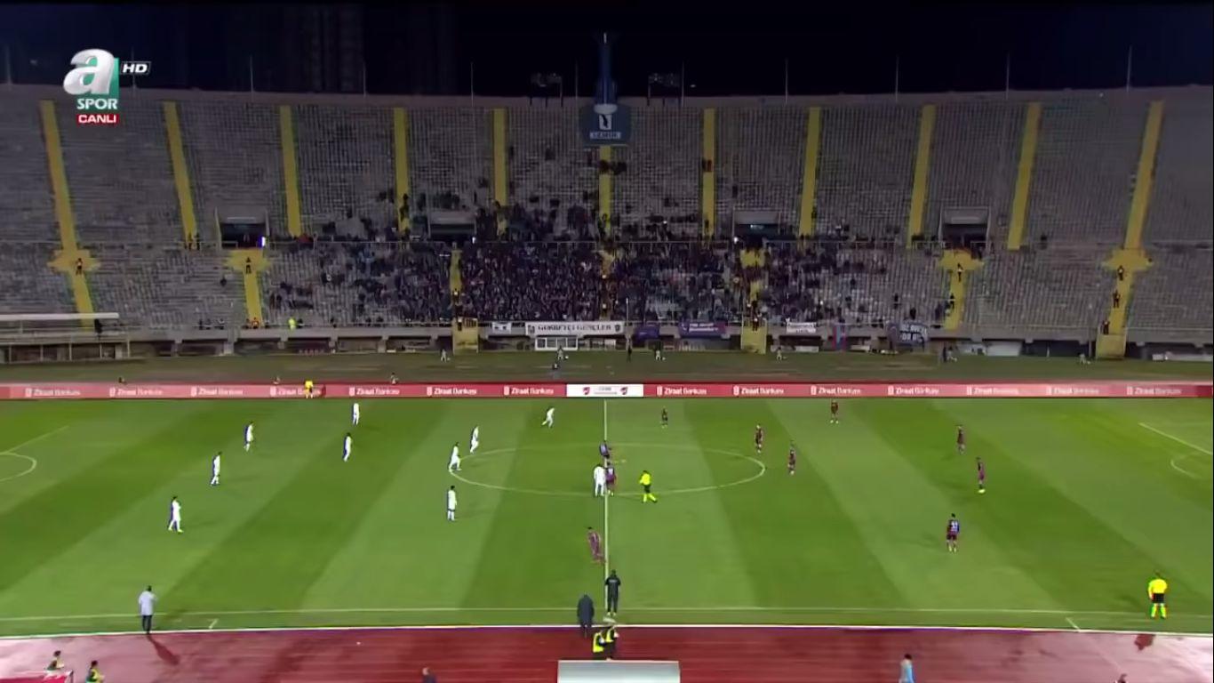 04-12-2019 - Altay Izmir 1-2 Trabzonspor (ZIRAAT CUP)