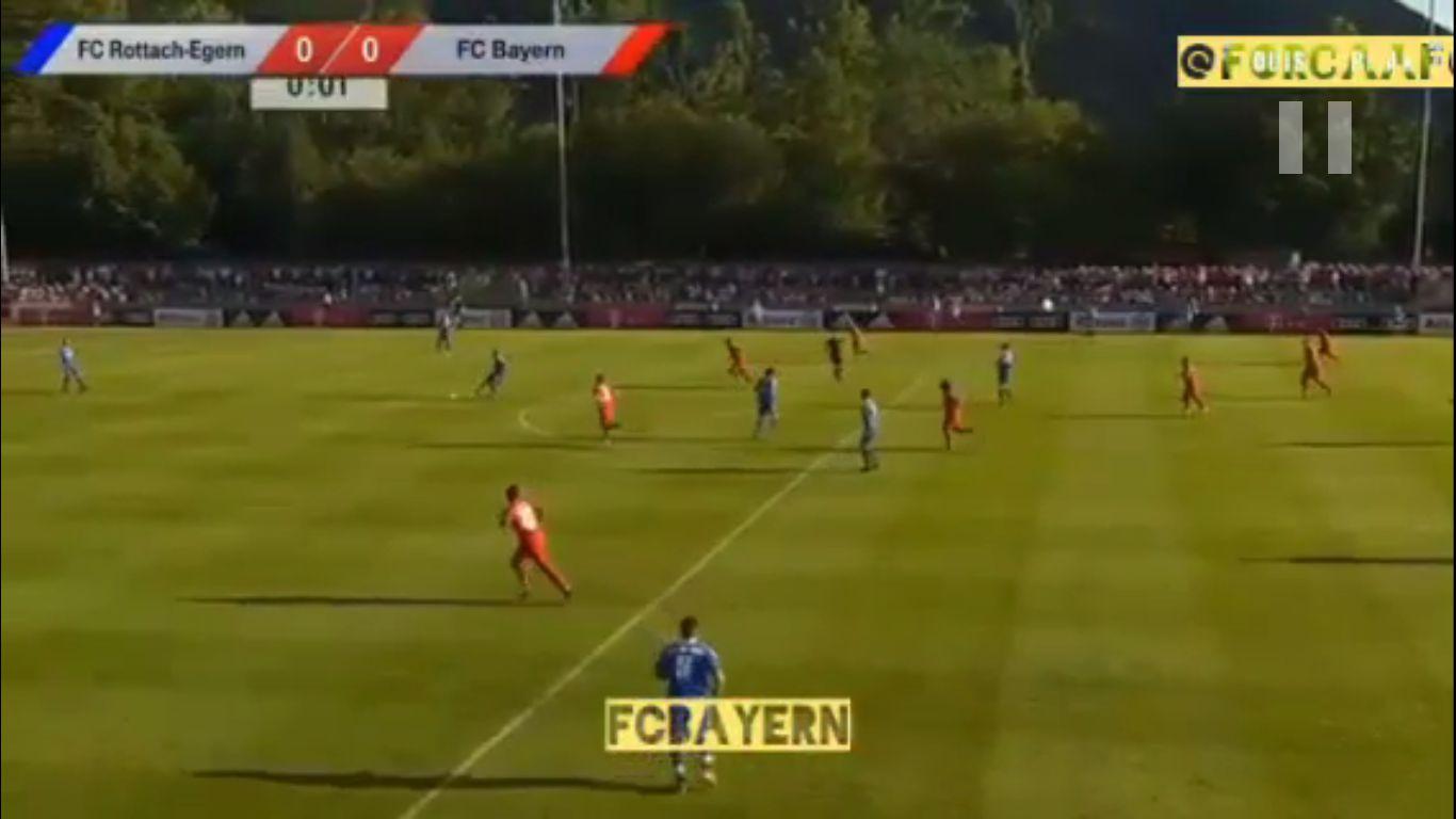 08-08-2019 - FC Rottach-Egern 0-23 FC Bayern Munchen (FRIENDLY)