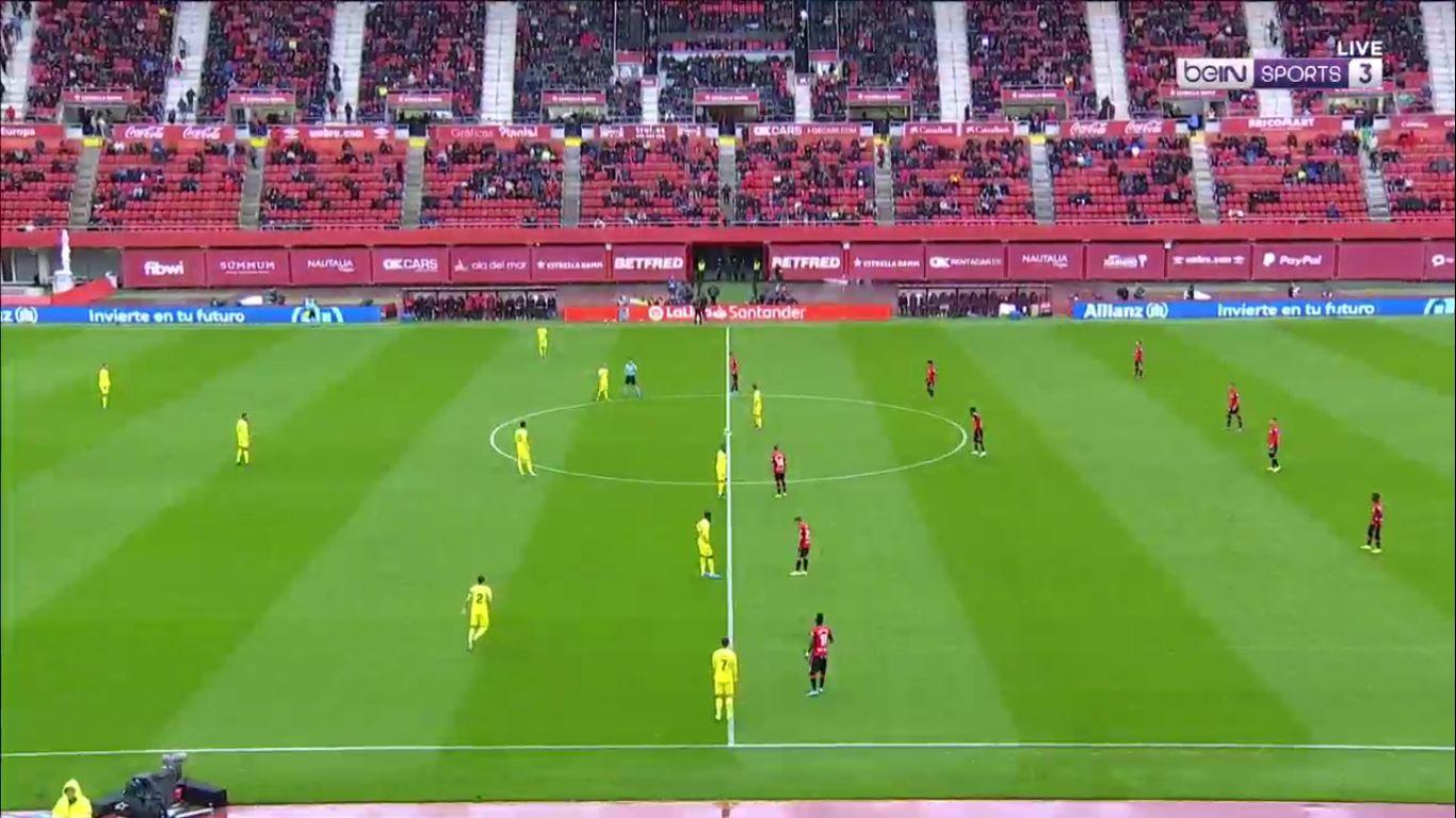 10-11-2019 - Mallorca 3-1 Villarreal