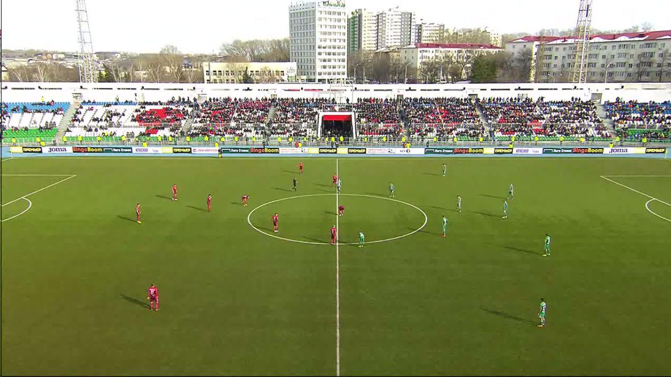 17-03-2019 - FC Ufa 0-1 Republican FC Akhmat Grozny