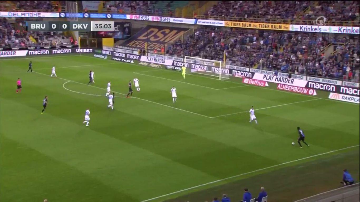 06-08-2019 - Club Brugge 1-0 Dynamo Kyiv (CHAMPIONS LEAGUE QUALIF.)