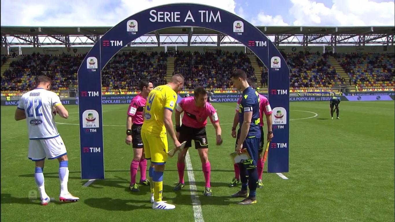 12-05-2019 - Frosinone 1-3 Udinese