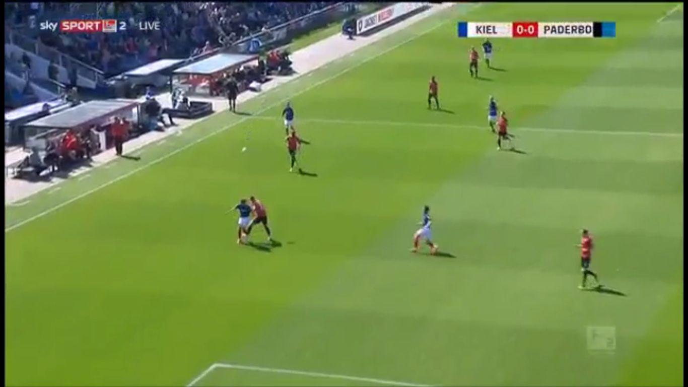 20-04-2019 - Holstein Kiel 1-2 SC Paderborn 07 (2. BUNDESLIGA)