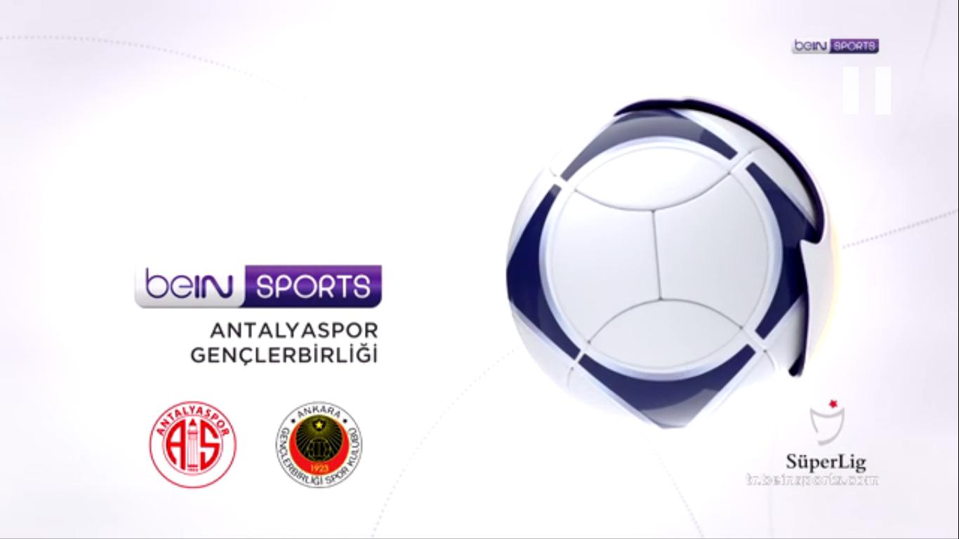 19-10-2019 - Antalyaspor 0-6 Genclerbirligi