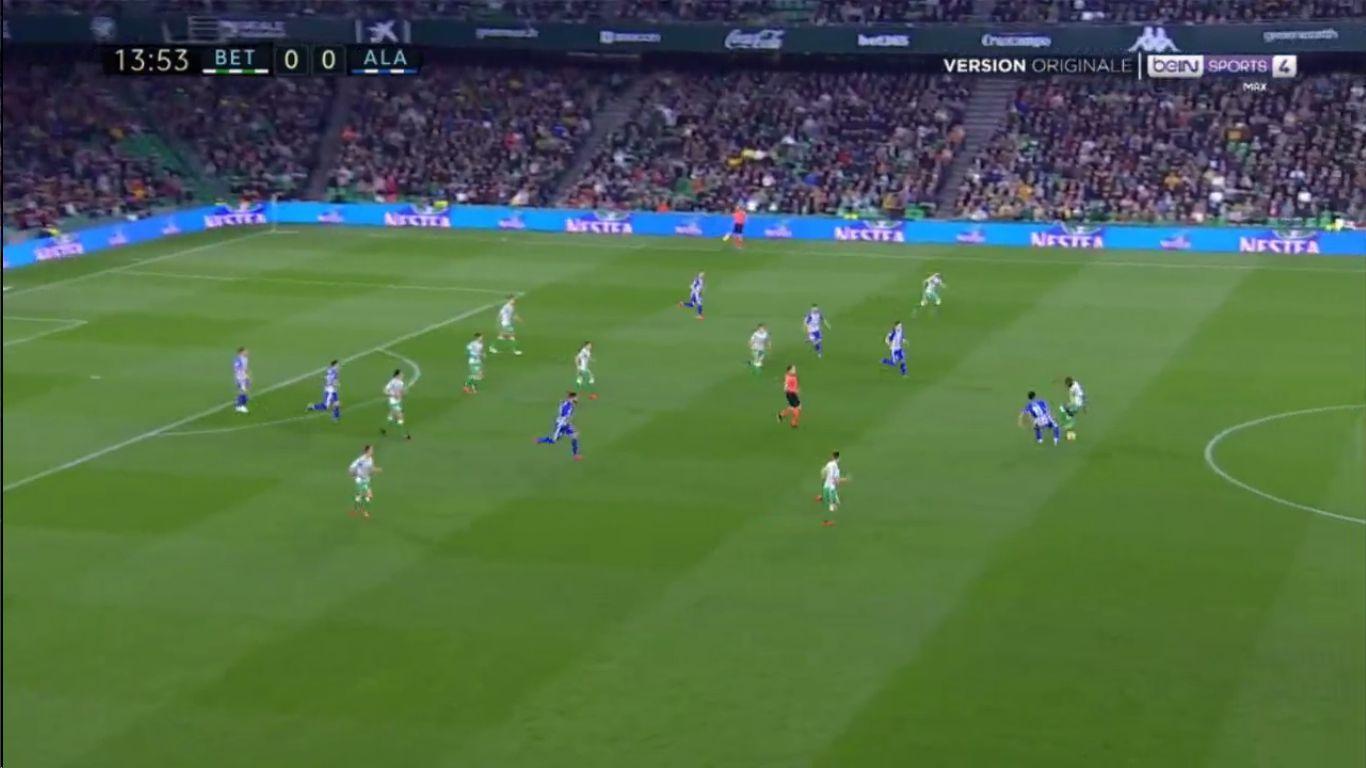 17-02-2019 - Real Betis 1-1 Deportivo Alaves