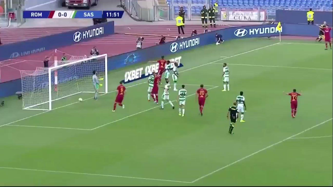 15-09-2019 - Roma 4-2 Sassuolo